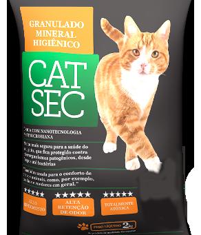 MercooSap - Embalagem CAT SEC