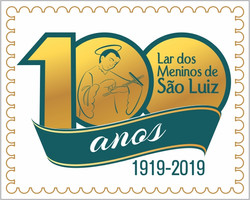 LAR MENINOS SÃO LUIZ | selo comemorativo