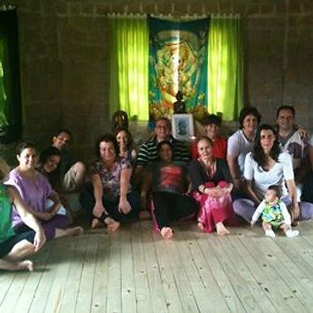 Roda de Kirtans - Inovar Yoga