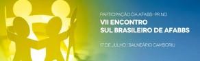 7º Encontro Sul-Brasileiro de AFABB's