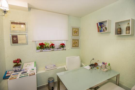 sala Dra Andressa Nardelli - nutricionista - Ceclin São Camilo - Curitiba