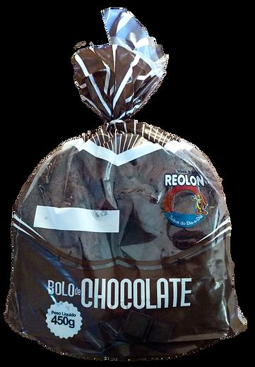 Bolo de Chocolate  Reolon