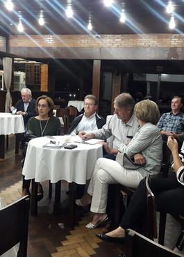 Encontro de Aposentados e Pensionistas na Região de União da Vitória (PR)