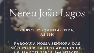 Missa de 7º Dia - Nereu João Lagos - Presidente da AFABB/PR