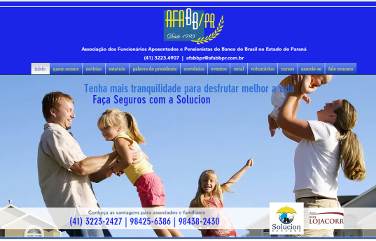 AFABB/PR | site