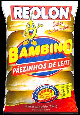 Pão Bambino Reolon