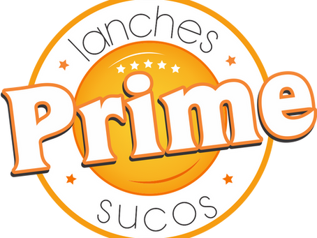 Prime Lanches | Logomarca