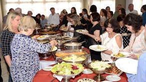 Almoço de final de ano AFABB/PR - 2019
