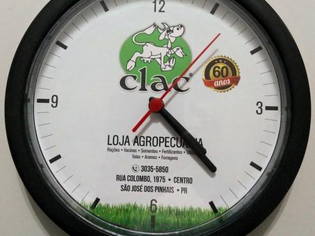 Clac | Relógio de Parede