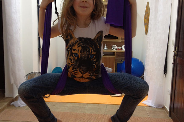 Yoga para crianças - Inovar Yoga
