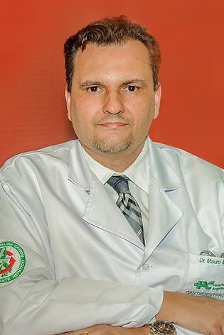 Dr Mauo Roberto Duarte Monteiro - Gatroenterologista e Hepatologista no Ceclin São Camilo - Curitiba