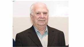 Nota de Falecimento Nereu João Lagos - Presidente da AFABB/PR