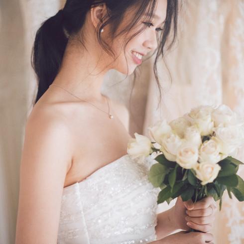 theonewedding- evening gown
