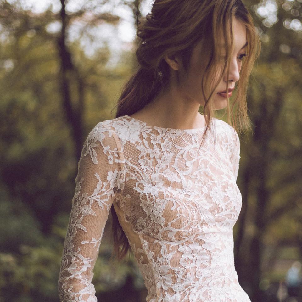 theonewedding- white gown