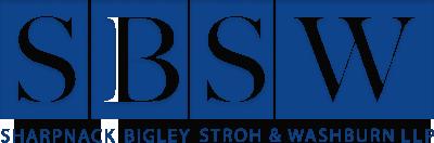 Sharpnack Bigely Stroh & Washburn LLP Logo