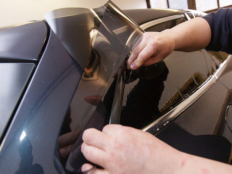 How to Find The Best Car Tinting Service
