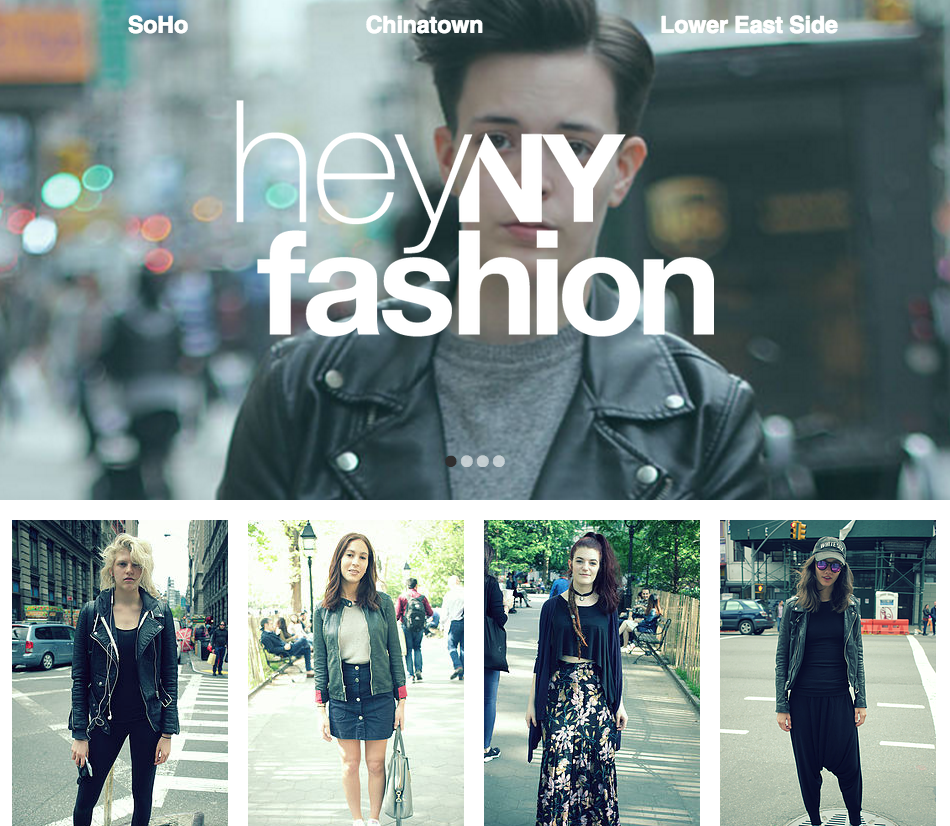 HeyNY Fashion