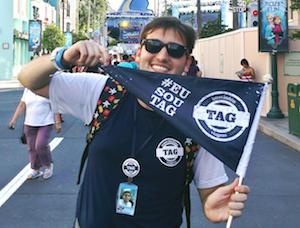 O Especialista em viagens para a Disney