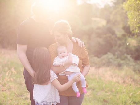 Ipswich Family Photographer | Renee + Damo + Raph + Andie