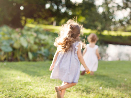 Townsville Child Photographer | Emmy + Ruby