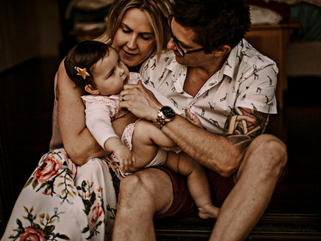 Jane, Rob + Chloe