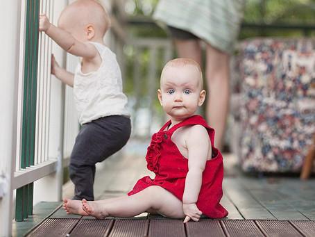 Brisbane Family Photographer | Gen + Vivienne + Urma