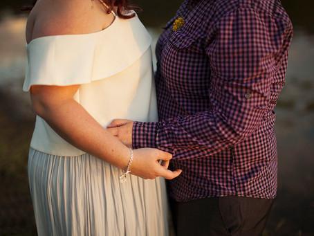Brisbane Engagement Photographer | Ebony + Lisa