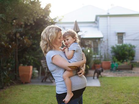Brisbane Maternity Photographer | Tamsin + Sylvia