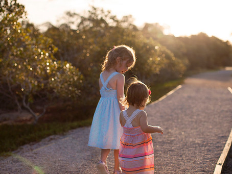 Brisbane Family Photographer | Leah + Zara