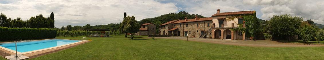 Vakantiehuis, Apartments Tuscany, WiFi, Swimming Pool