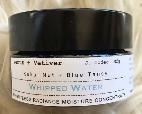 Whipped Water