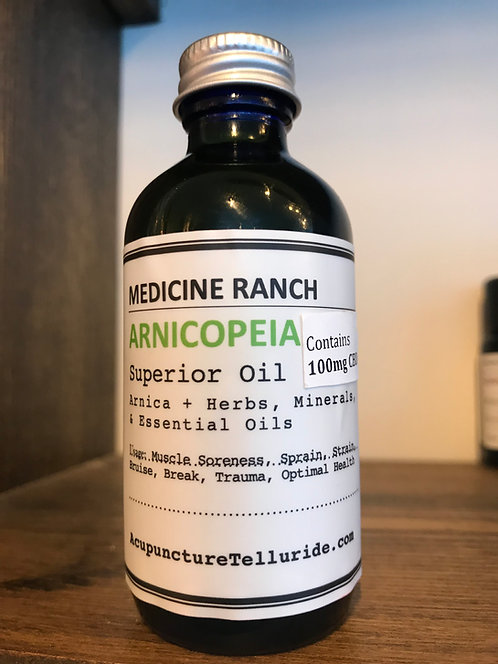 Arnicopeia Superior Oil