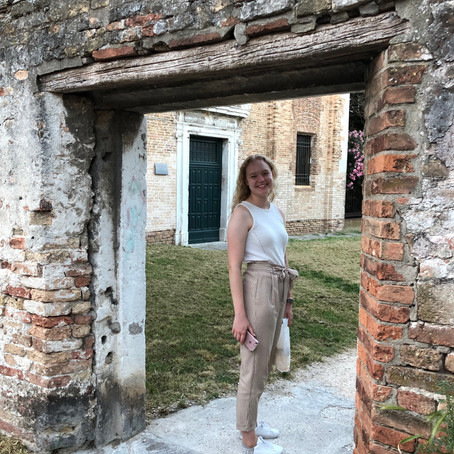 A Brief Trip to Venice