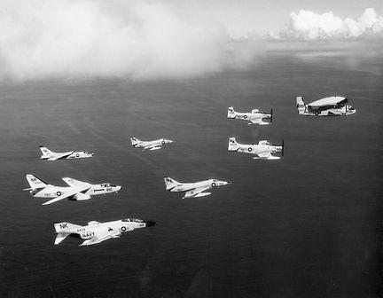 CVW-14_aircraft_in_in_flight_1963.jpg