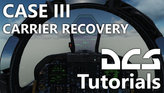 CASE III Carrier Recovery