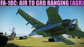 Air-to-Ground Ranging