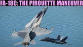 Pirouette Maneuver
