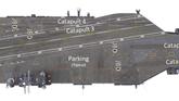 Carrier Deck Layout