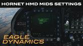 HMD MIDS Settings