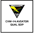 CVW-14 Aviator Qual SOP