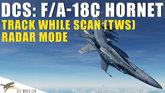 TWS Radar Mode Tutorial