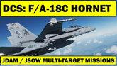 JDAM/JSOW Multi-Target Missions