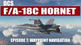 Waypoint Navigation Tutorial