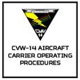 CVW-14 Aircraft Carrier Operating Procedures