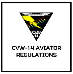 CVW-14 Aviator Regulations Tile