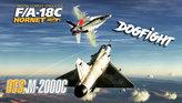 Hornet vs. Mirage