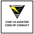 CVW-14 Aviator Code of Conduct