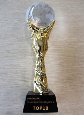 01 2014年度中国最具国际竞争力LED企业.JPG