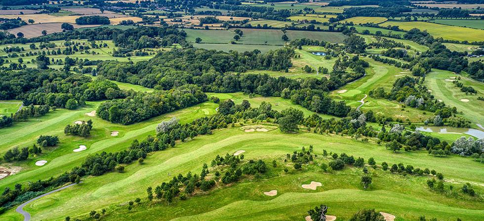 Cumberwell Park Golf Club Green, Cumberwell, Bradford On Avon, Wiltshire - Catherine Fallon Operations