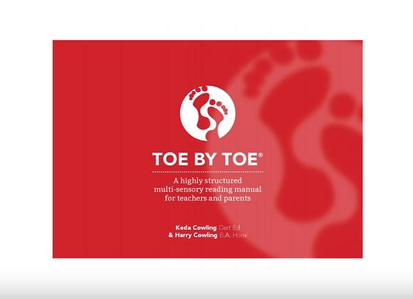 Toe by Toe: Dyslexia Reading Manual